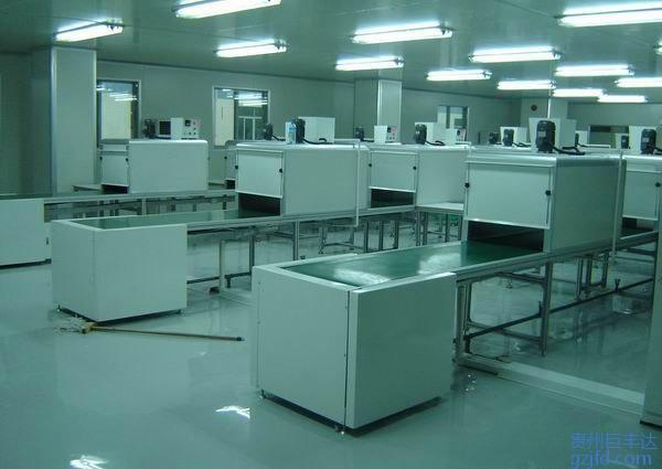环氧树脂防静电型地坪工程