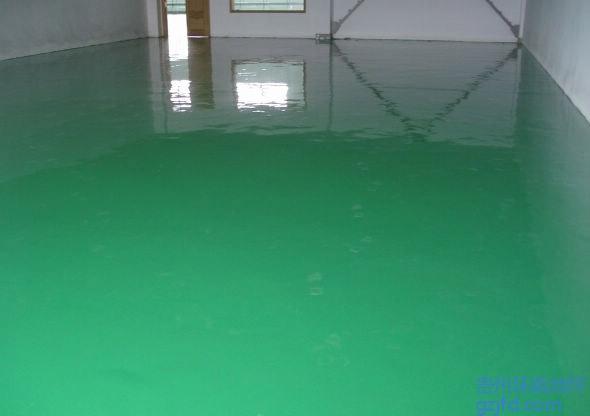 环氧树脂薄涂型地坪工程