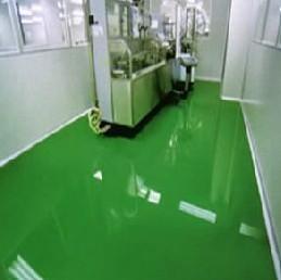 环氧树脂防静电地板